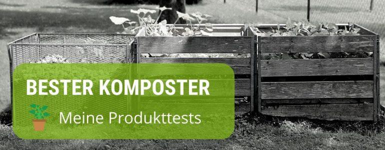 bester komposter