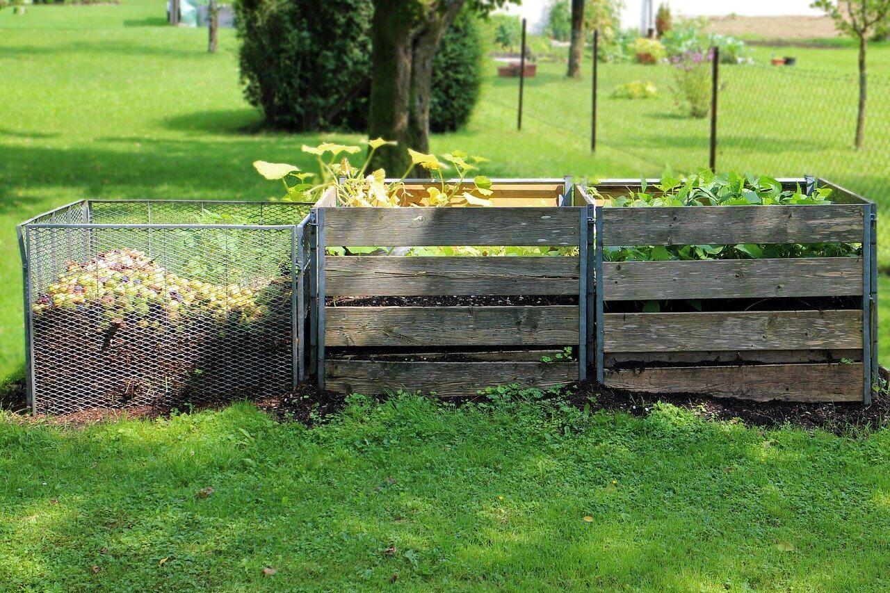 Was sollte auf keinen Fall in den Komposter kommen