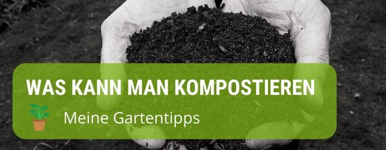 was kann man kompostieren